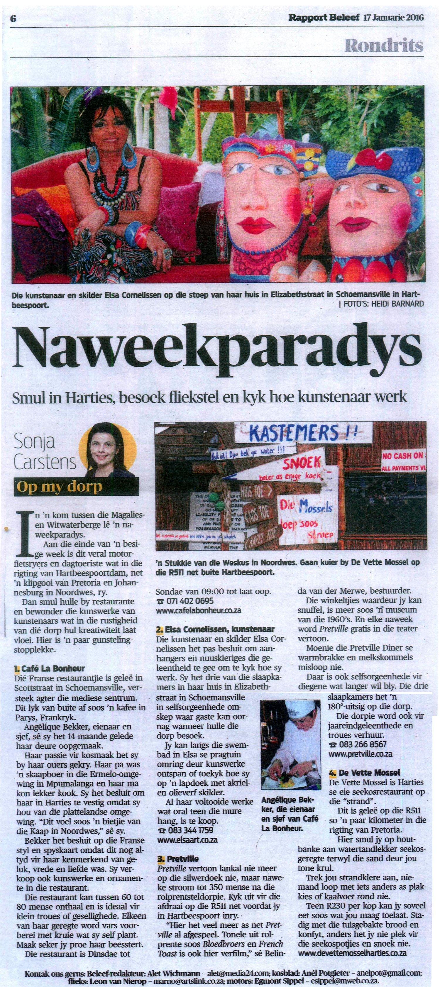 Naweekparadys