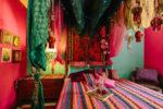 Frida Kahlo Bed