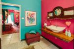Frida Kahlo Bathroom Faucet